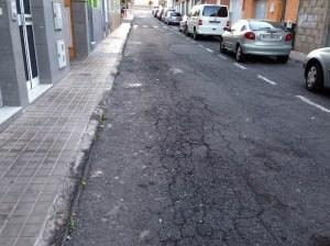 Calle Juan de Betencour