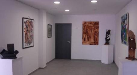 Dámaso, Peregrín o Abad en la exposición permanente de El Tablero