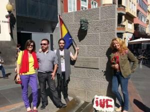 Miembros de IUC de Las Palmas de Gran Canaria