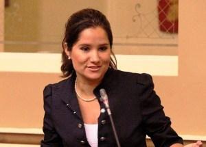 Aurora del Rosario, diputada regional del PP