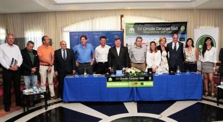 Todo a punto para el XVI Circuito Canarias S&G – Maspalomas Golf Cup