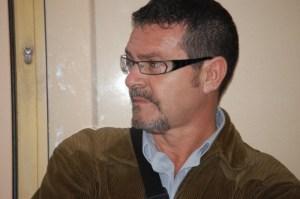 Gregorio Viera, representante de Asociación Gamá