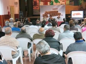 Asamblea de Barrios, en Santa Lucía