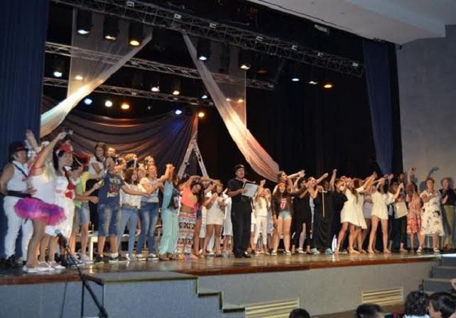 Escuela de Teatro, clausura curso 2013-2014