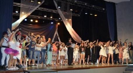 Tirajana clausura los cursos de sus escuelas artísticas municipales