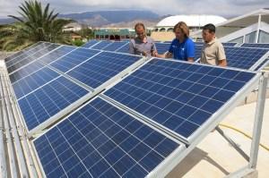 Placas solares en Vecindario I