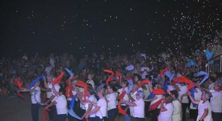 El espectáculo y la diversión protagonizan la noche de San Juan en Maspalomas
