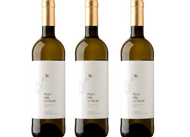 El primero en servirse fue Flor de Vetus 2013, un vino de la D.O. Rueda