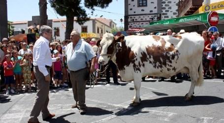 Santiago de Tunte celebra su tradicional feria de ganado
