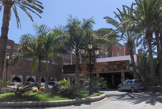 Hotel Riu Oasis Maspalomas