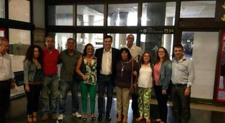 Pedro Sánchez gana claramente la confianza de la militancia socialista grancanaria