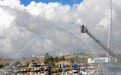 El TSJC obliga al Ayuntamiento tirajanero a restituir en su puesto al jefe de bomberos
