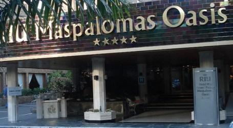 Riu confirma que el hotel Oasis no invade ninguna zona verde pública
