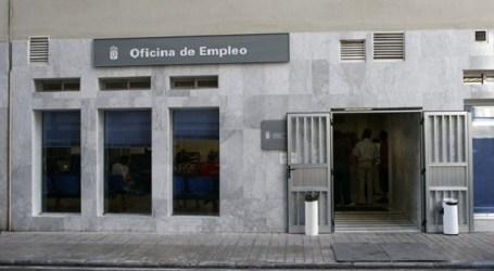 El número de parados en Canarias desciende en 1.637 personas