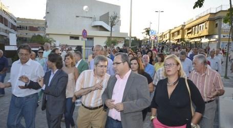 La Avenida de Gáldar se reabre al público como ZCA de San Fernando
