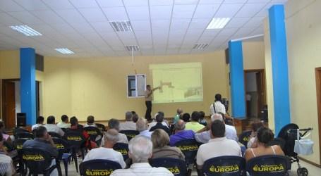 Marco Aurelio presenta en Tunte el Centro Cultural Pancho Guerra