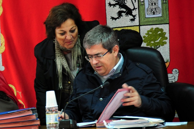 Marco Aurelio y Carmen Pérez