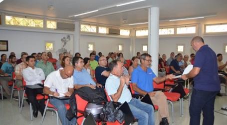 Maspalomas acoge una charla formativa sobre frutales tropicales