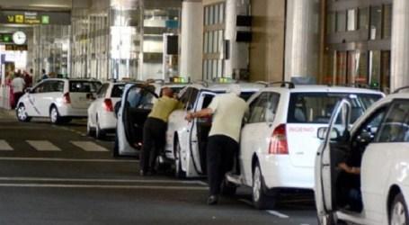 El Cabildo pide a Telde e Ingenio el número de servicios de taxi en el aeropuerto