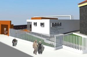 Centro de Mayores de El Pajar (infografía)