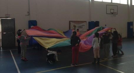 200 escolares conmemoran el Día Mundial de la Infancia en Mogán