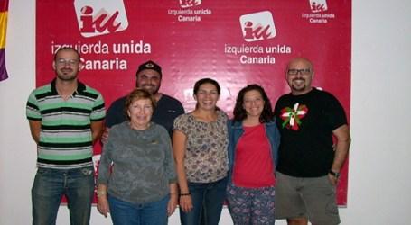 IUC en Santa Lucía elige a José Vázquez como coordinador local