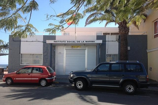 Oficinas del ISM de Arguineguín, en Mogán