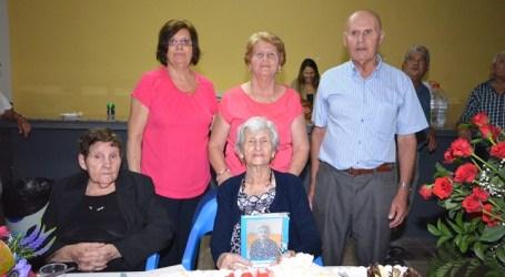 Cercados de Espino felicita a su abuela centenaria