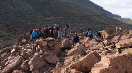 El Cabildo muestra las novedades arqueológicas descubiertas en Arteara y Agaete
