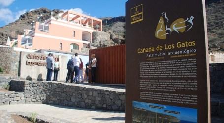 El yacimiento arqueológico de Cañada de los Gatos abre sus puertas al público