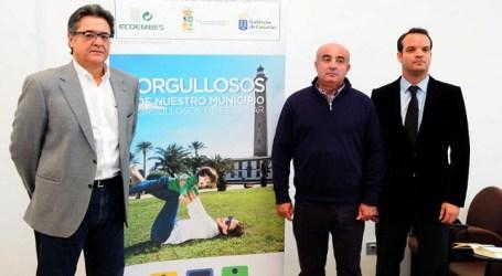 San Bartolomé de Tirajana y Ecoembes ponen en marcha 'Orgullosos de reciclar'