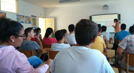 El IES El Tablero ofrece un taller sobre las relaciones de pareja adolescentes