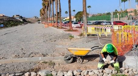 El Tablero y Sonnenland contarán con 200 nuevos aparcamientos