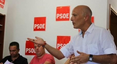 """Primera """"kedada"""" socialista en el casco histórico de Santa Lucía de Tirajana"""