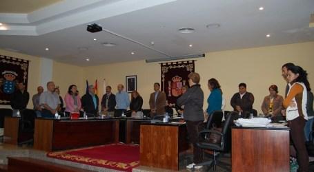 El pleno ordinario moganero aprueba cuatro encomiendas de gestión