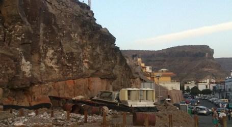 Ciuca-Mogán insta a Costas que actúe urgentemente en La Caletilla