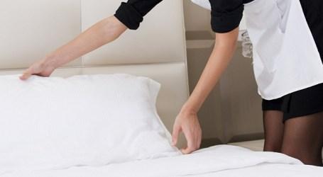 IUC apoyará a las camareras de piso que trabajan en los hoteles canarios
