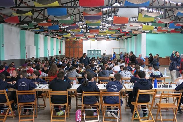Escolares de Santa Lucía de Tirajana