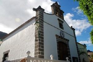 Iglesia de San Antonio de Padua, en Mogán