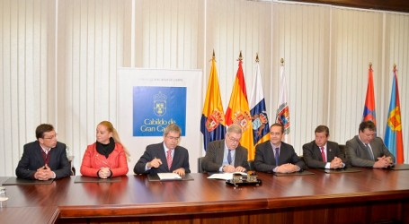 El Cabildo de Gran Canaria destina un millón para los cinco municipios de Medianías