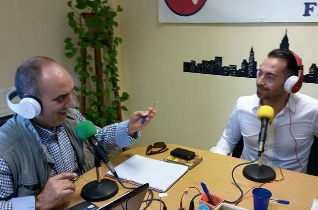 Paco Pahino y Carlos Carreño