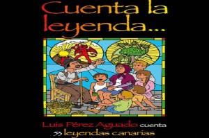 """""""Cuenta la leyenda"""", de Luis Pérez Aguado"""