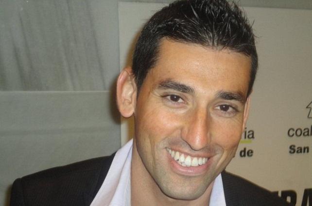 Alejandro Marichal, candidato de CC a la Alcaldía de San Bartolomé de Tirajana