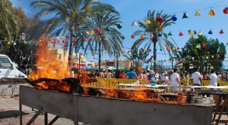 El jefe de los 'Diablillos Amarillos' pregona las fiestas de El Pajar