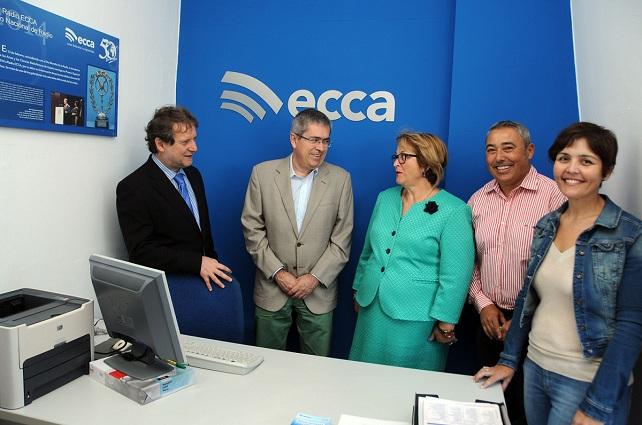 Radio Ecca en Maspalomas