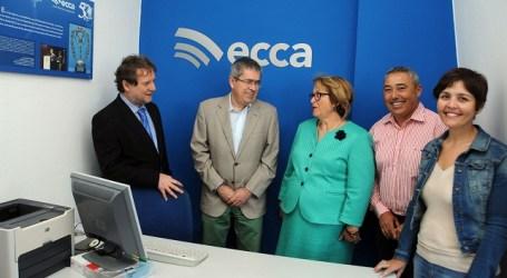 El nuevo centro de Radio ECCA en Maspalomas atenderá a unos 170 alumnos