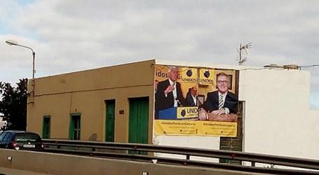 CC de Gran Canaria presenta una denuncia contra Bravo por incumplir la ley electoral