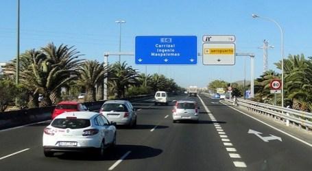 Cierre por obras de la salida del aeropuerto hacia la autopista dirección sur