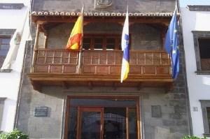 Casas Consistoriales del Ayuntamiento de San Bartolomé de Tirajana