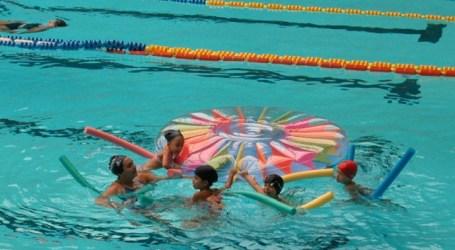 Santa Lucía ofrece 1.600 plazas deportivas para las vacaciones de niños y jóvenes